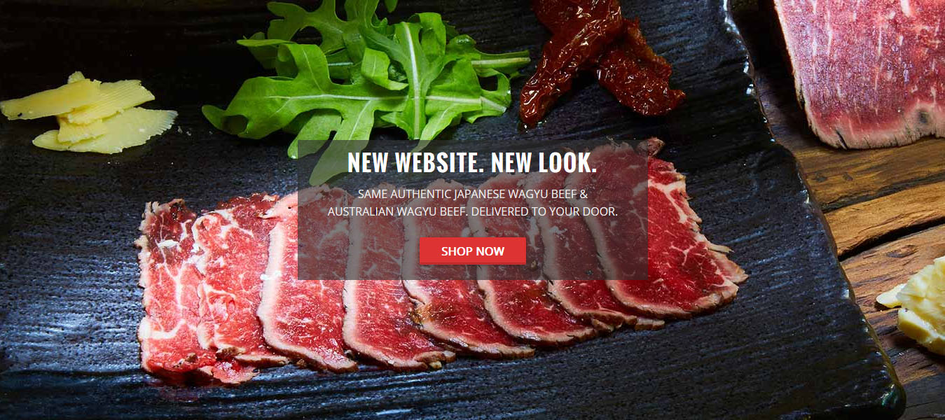 Wagyu Beef Sydney - Australia Wagyu Slice - Japanese Beef Cuts