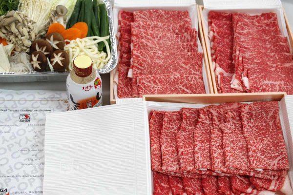 Shabu Shabu Meal Box Osawa Enterprises