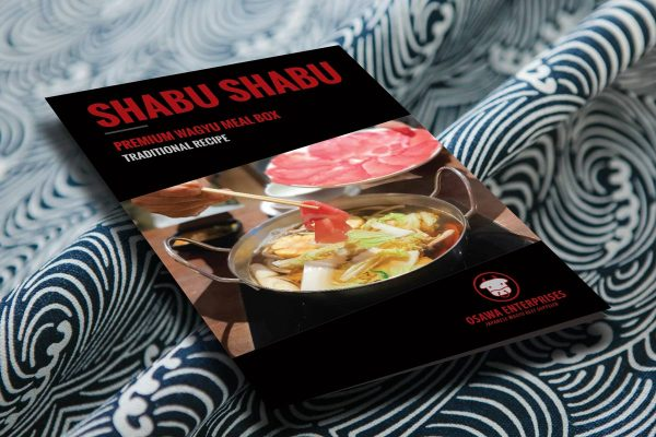 Osawa Shabu Shabu Meal Box